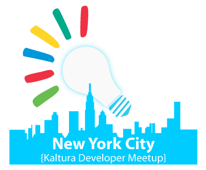 Kaltura Open Video Meetup NYC